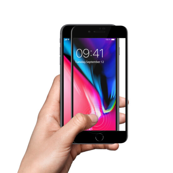 iPhone 7 7+ 8 8+ 3D black (1)